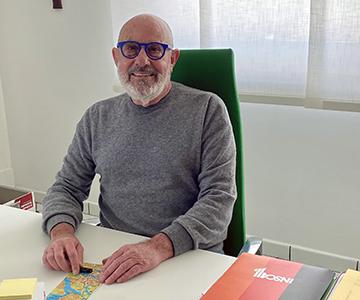 Antonino Riccobono - Cofondatore e Amministratore Unico